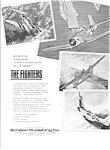 Echelon Publishing Co. Iron Horse & Plane Ad