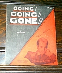 Going Going Gone, A Harlem Torch Sheet Music