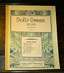Doll's Dream Sheet Music By Oesten