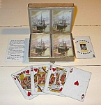 Vintage Congress Sailboat Playing Cards