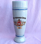 Dortmunder Union Pottery Large Beer Stein