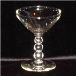 Colony Candlewick Champagne Glass