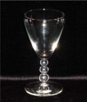 Colony Candlewick Wine Glass
