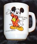 Anchor Hocking Pepsi Mickey Today Mug