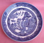 Johnson Brothers Blue Willow Saucer