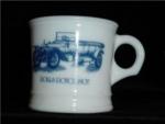 Surrey Milk Glass Mug
