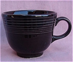 Fiesta Homer Laughlin New Black Cup