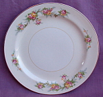 Countess Homer Laughlin Salad Plate Eggshell