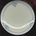 Meitro China Hand Painted Japan Plate