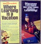 Walt Disney World Learning Vacations