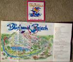 Disney's Blizzard Beach Guide Map - Brochure