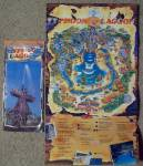 Disney Typhoon Lagoon Guide - 1991 Brochure