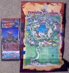 Disney Typhoon Lagoon Water Adventure - Brochure