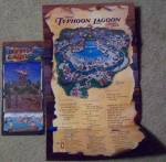 Disney Typhoon Lagoon Water Park - 2001 Brochure
