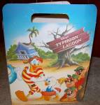 Disney Typhoon Lagoon Food Container