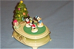 Schmid Disney Christmas Music Box