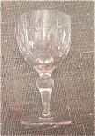 Vintage Stuart Crystal Wine Glass - Hampshire