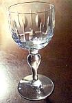 Vintage Stuart Crystal Liqueur Cordial - Hampshire