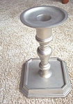 Meeuws Pewter Candleholder