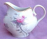 Meito China Rose Cream Pitcher Creamer