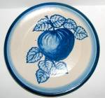 Dorchester Pottery Apple Dessert Plate - 7-1/2""
