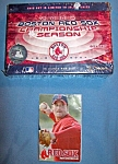 Boston Red Sox 2004 Collector Cards And Schedule