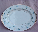 Noritake China Remembrance Oval Platter