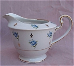 Noritake China Remembrance Cream Pitcher