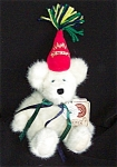 Boyds Plush Bear - H. B. Bearwish