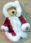 Boyds Plush Bear - Nicholas Bearington - Retired