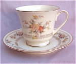 Noritake Westport Cup And Saucer