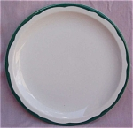 #1 Syracuse Restaurant China Dinner Plate