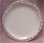 #2 Syracuse Restaurant China Dinner Plate
