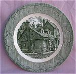 Royal China Old Curiosity Shop Dinner Plate