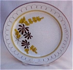 Stangl Golden Blossom 8in Salad Plate