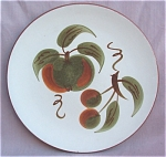 Stangl Pottery Orchard Song Salad Plate