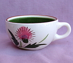 Stangl Pottery Thistle Cup Only