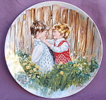 Wedgwood Mary Vickers Be My Friend Plate