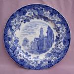 Wedgwood Harvard University Business Plate