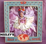 Duchess Carmen Plastic Doll W/box Storybook
