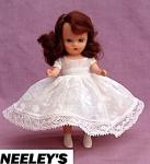 Nancy Ann Dolls Plastic 71 First Birthday Doll