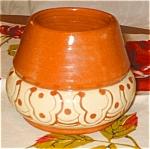 Vintage Artist Signed Pottery Vase