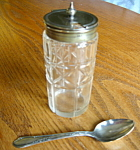 Antique Dry Mustard Jar