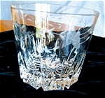 Vintage Crystal Ice Bucket