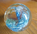 Teign Valley English Paperweight
