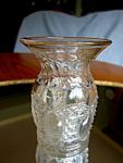Vintage Glass Posey Vase