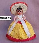 Vintage Mexico Souvenir Storybook Doll