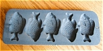 Cast Iron Fish Mold