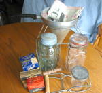 Vintage Home Canning Accessories