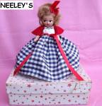 Birthstone Storybook Doll October W/box